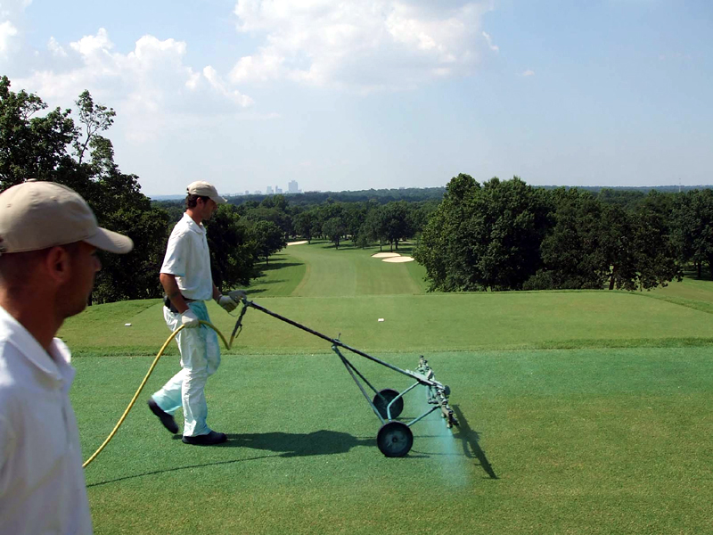 Pesticide Safety Training for Golf Course Maintenance